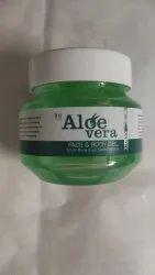 Green Aloe Vera Facial Gel, Type Of Packaging: Bottle, Packaging Size: 100 Gm