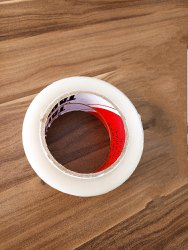 Bopp Clear Transparent Stationary Tape