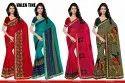 Low Range Printed Saree