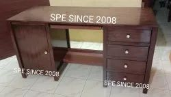 Rubber Wood Office Table