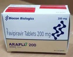 Favipiravir 200mg