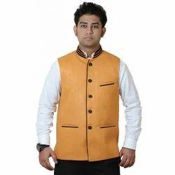 Khadi Cotton Modi Jacket