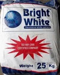 Bright white Cement 20 KG