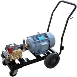 Triplex High Pressure Car Washing Plunger Pumps