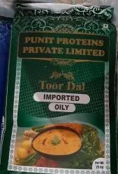 Yellow Toor Dal, 25 Kg, High in Protein