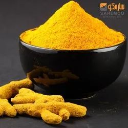 Yellow Colour Turmeric Powder