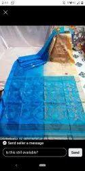Handloom Weaving Jamdani Sarees