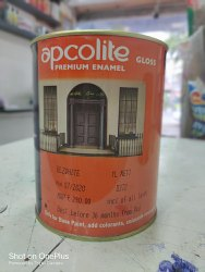 Asian Paints High Gloss Oil Paint, Packaging Type: Tin