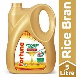 Fortune Rice Bran Oil 5l Jar And 1l Pouch