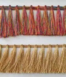 Cotton Jhalar Lace