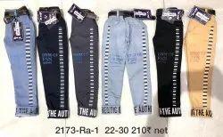 Cotton Kids Denim Jeans, Size: 20-40