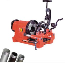 ELECTRIC PIPE THREADING MACHINE PORTABLE