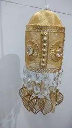 Hanging LED Jhoomer, Model Name/Number: Crystal Jhummer