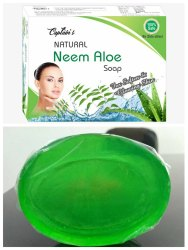 Herbal Neem Aloe Vera Soap