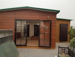 Wooden Prefabricated House