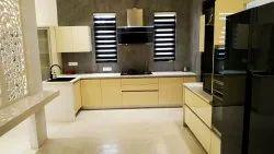 Godrej kitchen, Size: 100 Sq.ft