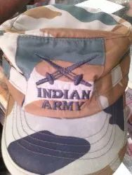 Indian Army Nato Cap