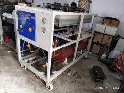 7.5Tr Air Cooled Oil Chiller