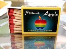 Premium Apple Safety Matches