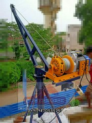 Cement Bags Lifting Machine
