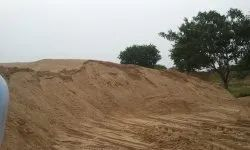 River Sand, For Construction