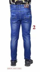 Hanex Premium Ball Blasted Denim Jeans