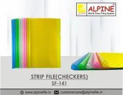 Strip File (Checkers)