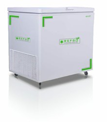 Refgo Freezer, L820MMXD620MMXH810MM, Refrigerant Used: R134a