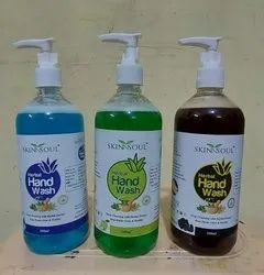SkinnSoul Herbal Handwash 500ml