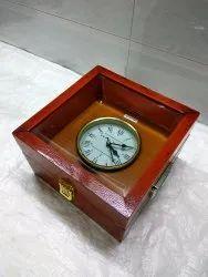 Marine Chronometers Clocks