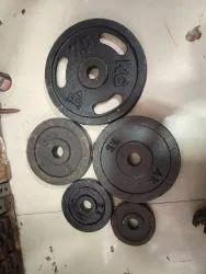 Fixed Weight Cast Iron Sports Dumbbell