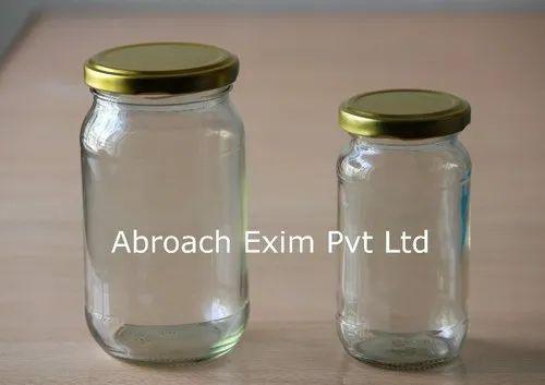 500 Grams Jam Glass Jar