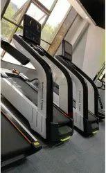 Electric Moto treadmill