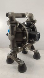1 SS  Air Operated Double Diaphragm Pump