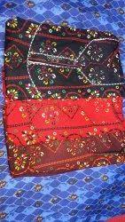 Full Length Cotton Gujari ladies nighty, Free Size