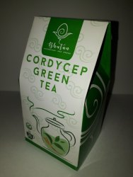 Green Tea Paper Box
