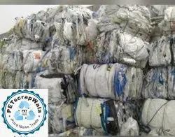 HDPE Tarpaulin Film Scrap