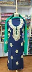Unstitched Kashmiri Ladies Winter Woolen Suits