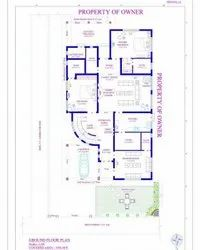 2D House Planning - 2D House Designing Services