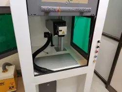 50w Gold Cutting Laser Machine