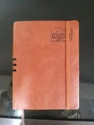 Printed Book with Leather Cover