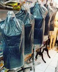 Black Fiber 5 Feet Female Dress Form, For Showroom