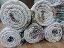 Block Printed Cotton Quilt