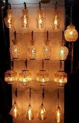 Mix Handmade Iron wall lamp