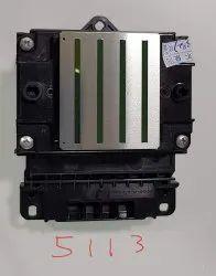 Epson 5113 Fourth Lock With Decoder Printer Head