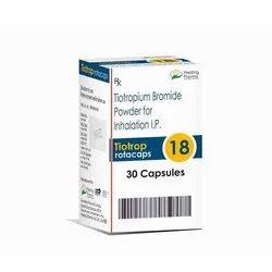 Tiotropium Bromide Rotacaps ( SHC51205 )