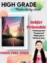 Ntr Self Adhesive Inkjet Sheet