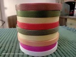 COLOURED PLASTIC STRAPPING