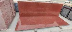 Natural Khalda Red Granite Slabs