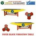 Paver Tiles Vibrating Table